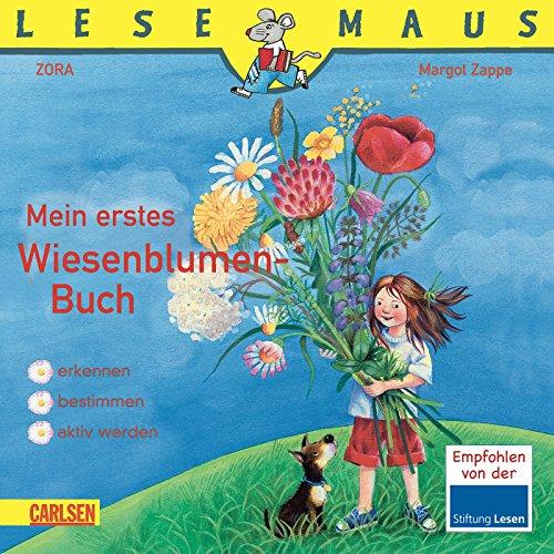 9783551089151: Mein erstes Wiesenblumen-Buch Wiesenblumen; [erkennen, bestimmen, aktiv werden. Lesemaus; Bd. 15