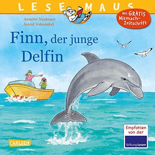 9783551089274: Finn, der junge Delfin