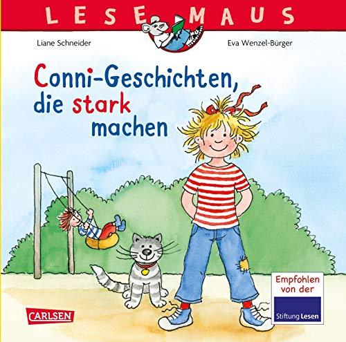 LESEMAUS Sonderbände: Conni-Geschichten, die stark machen: Sechs Vorlesegeschichten in einem ...
