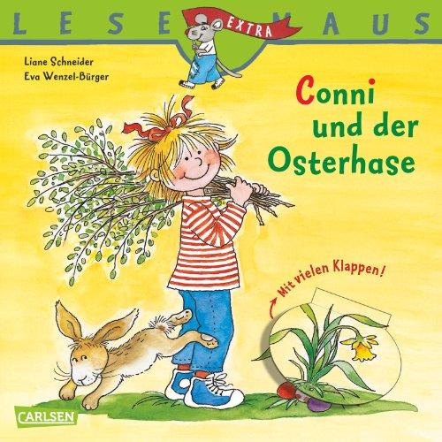 9783551089854: Conni und der Osterhase: Mit vielen lustigen Klappen