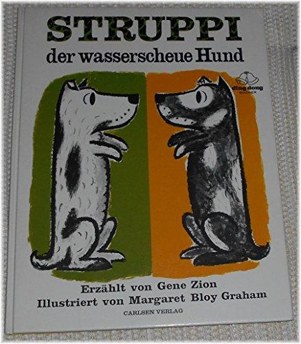 9783551116154: Struppi, der wasserscheue Hund.