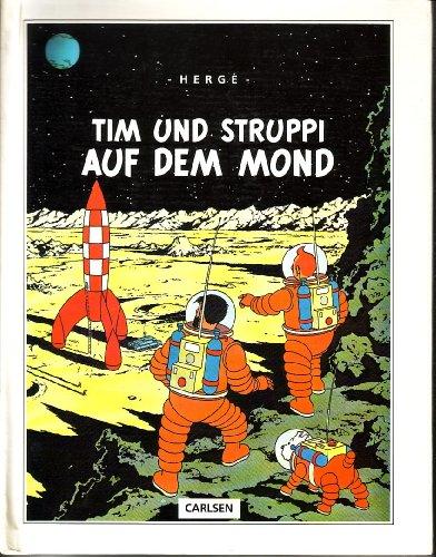 9783551121530: Tim und Struppi auf dem Mond