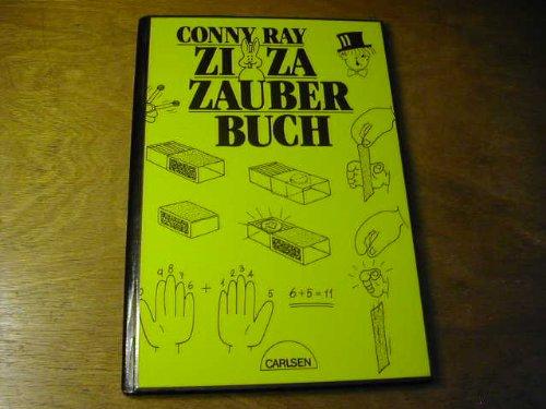 9783551133755: Zi Za Zauberbuch