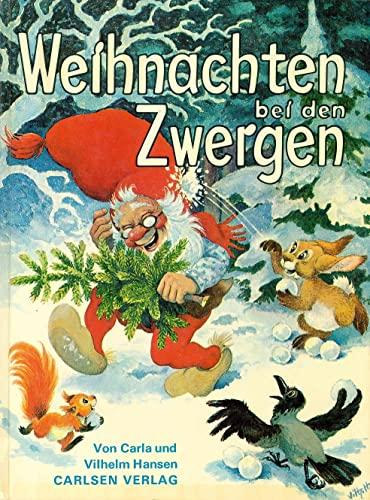 9783551140036: Weihnachten bei den Zwergen