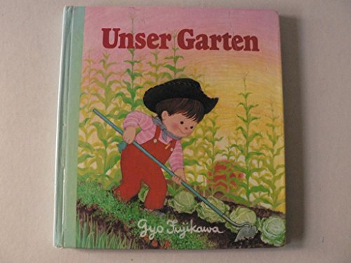 9783551158383: Unser Garten