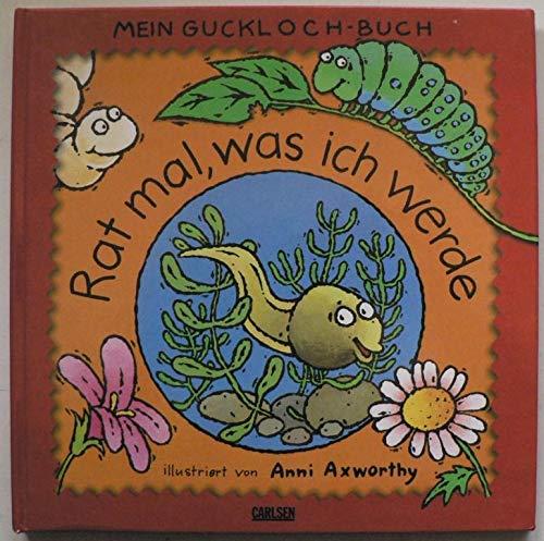 9783551160812: Mein Guckloch-Buch: Rat mal, was ich werde