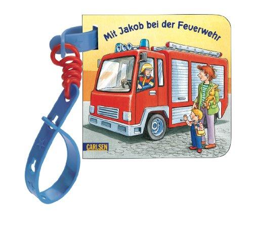 9783551162007: Buggy-Bücher: Jakob: Mit Jakob bei der Feuerwehr