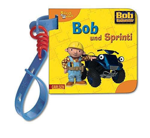 9783551163264: Buggy-Bücher: Bob, der Baumeister: Bob und Sprinti