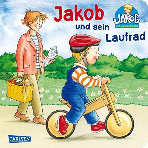 Jakob und sein Laufrad: Ilona Einwohlt