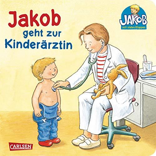 9783551167521: Jakob-Bücher: Jakob geht zur Kinderärztin