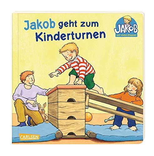 Jakob geht zum Kinderturnen: Grimm, Sandra