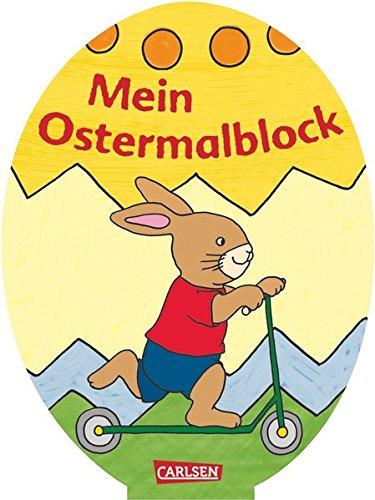 9783551180285: Mein Ostermalblock