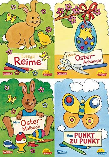Pixi kreativ Serie Nr. 1: Frühling mit Pixi kreativ. 28 Exemplare: Andrea Pöter