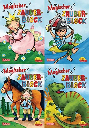 Pixi kreativ Serie Nr. 3: Magische Zauberblöcke. 28 Exemplare: Igor Dolinger