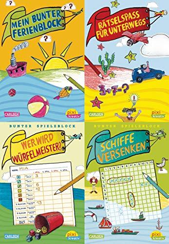 Pixi kreativ Serie Nr. 7: Ab in die Ferien! 28 Exemplare: Nikki Busch