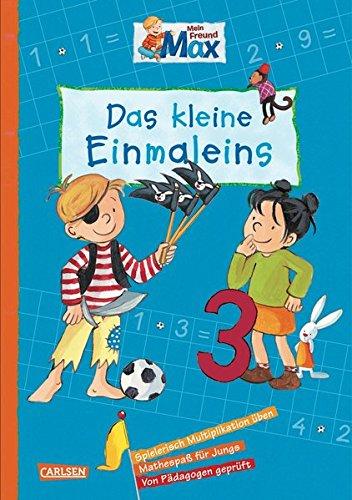 9783551182265: Max Blaue Reihe: Mein Freund Max - Das kleine Einmaleins