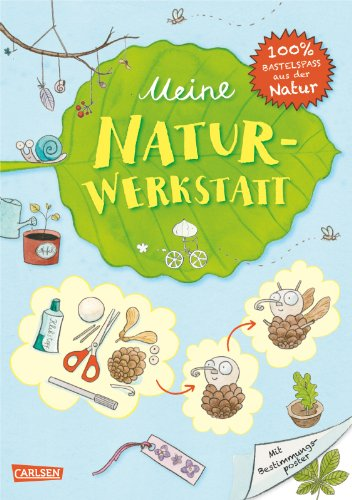 9783551183088: Meine Natur-Werkstatt