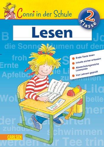 9783551185594: Conni in der Schule: 2.Klasse Lesen