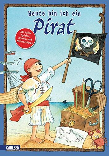9783551185624: Heute bin ich ein Pirat