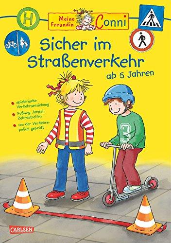 9783551186119: Meine Freundin Conni Sicher im Straßenverkehr