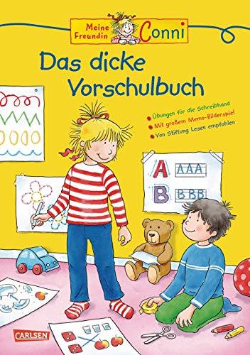 9783551186171: Conni Gelbe Reihe: Lernspaß - Das dicke Vorschulbuch
