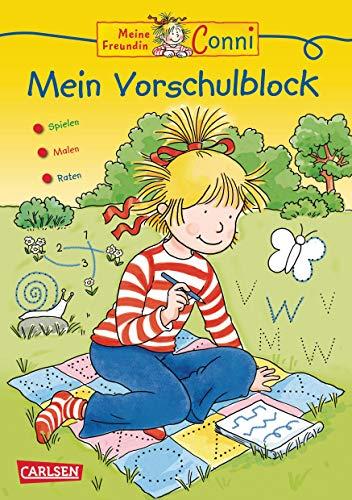 9783551186362: Conni Gelbe Reihe: Mein Vorschulblock