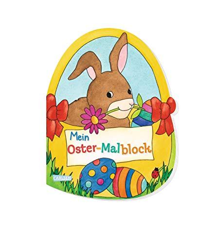 9783551186898: Mein Oster-Malblock (Osternest)