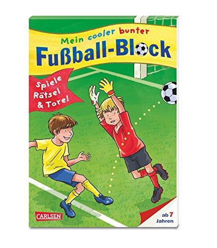 Mein cooler bunter Fußball-Block: Leintz, Laura