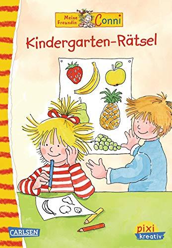 Pixi kreativ Nr. 6: Conni: Kindergarten-Rätsel