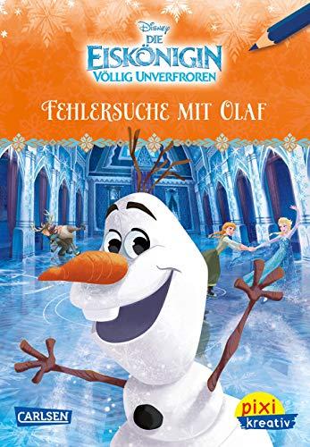 Pixi kreativ 101: Disney: Die Eiskönigin -: Walt Disney