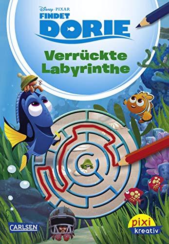 Pixi kreativ 87: Disney: Findet Dorie: Verrückte: Walt Disney