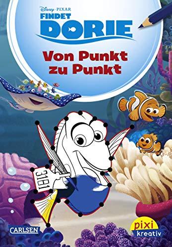 Pixi kreativ 89: Disney: Findet Dorie: Von: Walt Disney