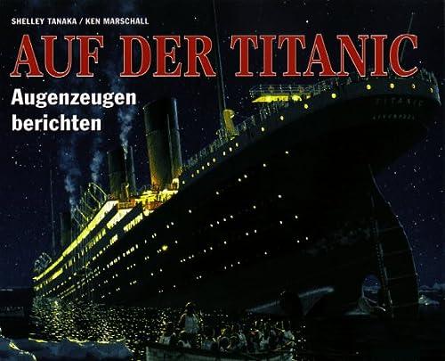 9783551209481: An Bord der Titanic