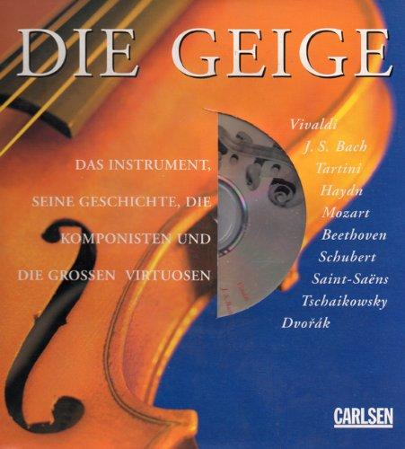 9783551209627: Die Geige