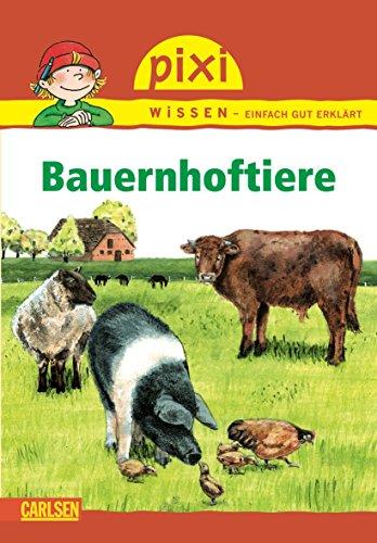 Pixi Wissen 34. Bauernhoftiere: Johanna Prinz
