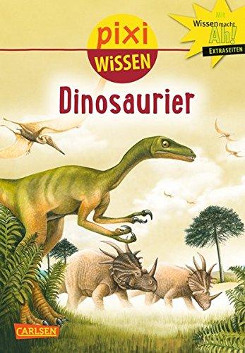 9783551241597: Pixi Wissen, Band 21: Dinosaurier
