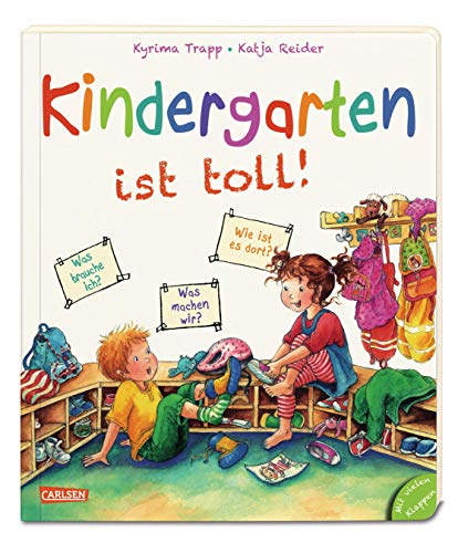 9783551250193: Kindergarten ist toll!