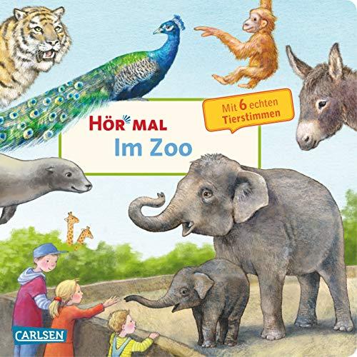 9783551250407: Hör mal: Im Zoo