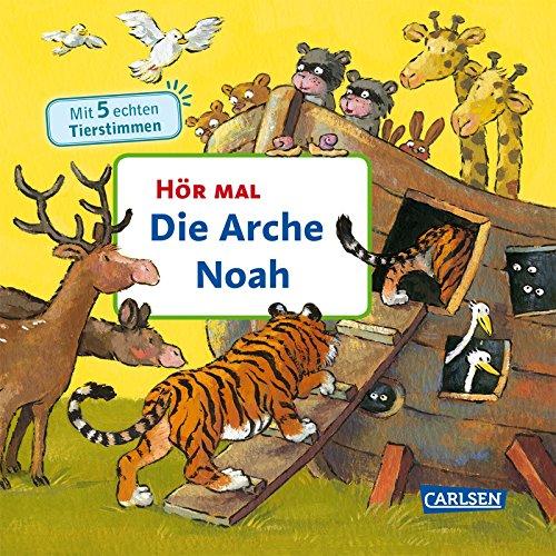9783551250513: Hör mal: Die Arche Noah: Ein Sound-Leporello