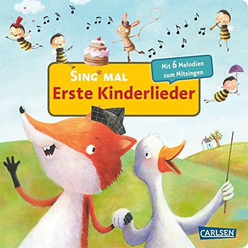 9783551251435: Sing mal - Erste Kinderlieder