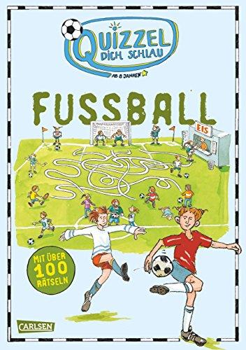9783551252241: Quizzel dich schlau: Fußball