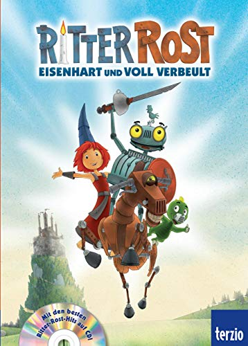 9783551270962: Ritter Rost. Eisenhart und voll verbeult. Buch mit CD