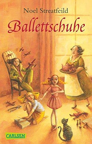 9783551311481: Ballettschuhe