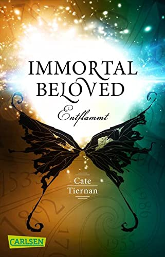 9783551312198: Immortal Beloved - Entflammt