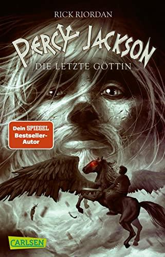 9783551312464: Percy Jackson 05. Percy Jackson - Die letzte Göttin