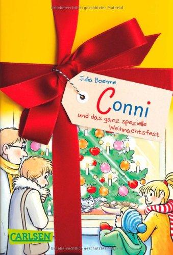 9783551312754: Conni-Erz�hlb�nde: Conni und das ganz spezielle Weihnachtsfest