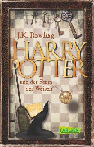 9783551313119: Harry Potter 01: Harry Potter und der Stein der Weisen (Carlsen Taschenbuch)