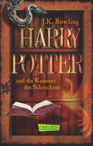9783551313126: Harry Potter 02: Harry Potter und die Kammer des Schreckens