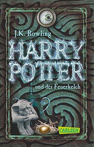 9783551313140: Harry Potter 04: Harry Potter und der Feuerkelch