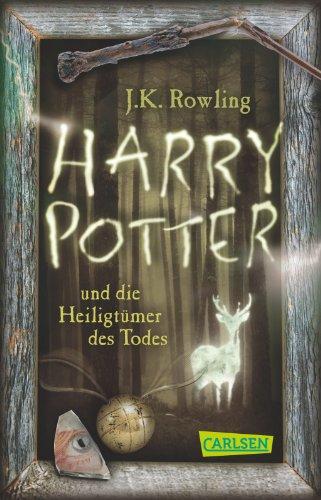 9783551313171: Harry Potter 7 und die Heiligtümer des Todes (Carlsen Taschenbuch)